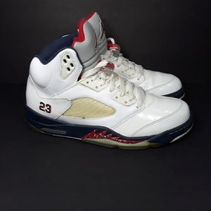 Nike Air Jordan V Olympic Independence Sz 10.5